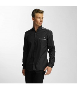 Chemise Cazzy Clang Riono Noir