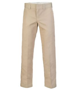 Pantalon Dickies Slim Straight Work Pant Kaki WP873