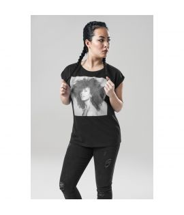 T-shirt Alicia Keys Natural Noir
