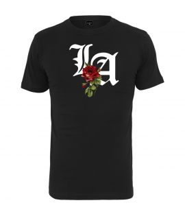 T-shirt LA Rose Tee Noir