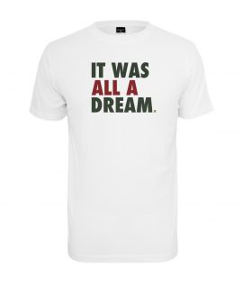 T-shirt A Dream Blanc