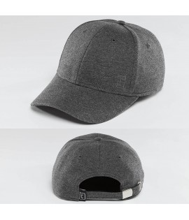 Casquette Cyprime Cardiff 6 Panel Anthracite