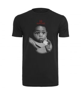 T-shirt Mister tee Lil Wayne Child Noir
