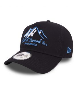 Casquette Trucker New Era Moutain Afframe Tour de France Noir