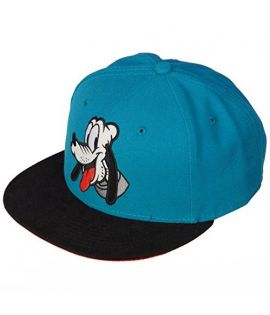 Casquette Snapback New Era Walt Disney Retro Pluto Bleu 9Fifty