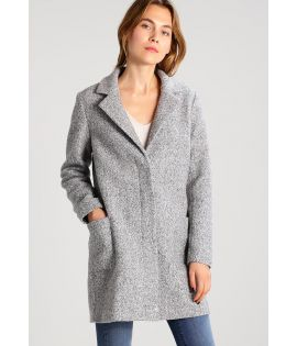 Manteau Only Arya Coat Gris Clair Chiné