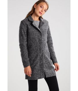 Manteau Only Arya Coat Gris Foncé Chiné