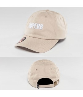 Casquette incurvée Just Rhyse Superb Daddy Beige