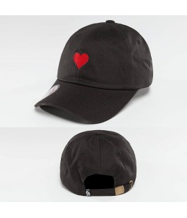 Casquette Incurvée Just Rhyse Heart Daddy Noir