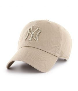 Casquette 47 Brand New York Yankees Clean Up Vintage Tonal Kaki