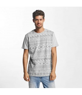 T-shirt Just Rhyse Casmalia Gris