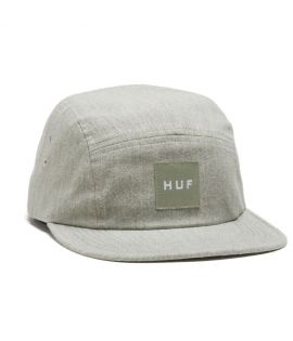 Casquette HUF Bursa Volley 5 Panel Olive