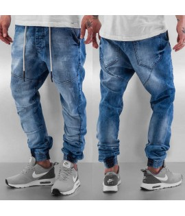Jeans AntiFit Just Rhyse Eritrea Bleu Clair
