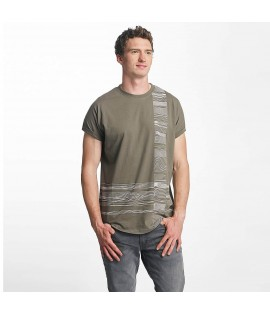 T-Shirt Just Rhyse Morro Bay Olive