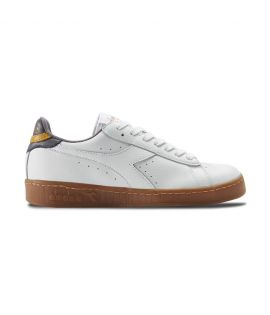 Chaussures Diadora Heritage Game Low Blanc Incagold