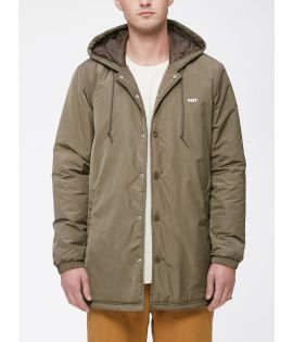Veste Obey Singford Jacket Army Olive