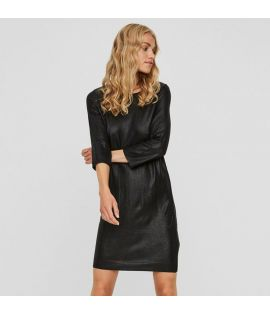 Robe Brillante Vero Moda Gustine Dress Noir