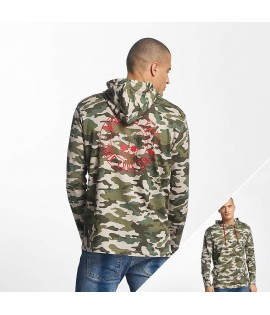 T6shirt manches longues Who Shot Ya? / Emis Camouflage