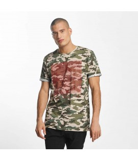 T-shirt Who Shot Ya? / Gunshot Camouflage
