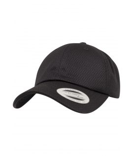 Casquette Incurvée Flexfit Low Profile Honeycomb Noir