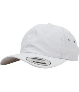 Casquette Incurvée Flexfit Low Profile Water Repellent Bleu