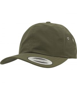 Casquette Incurvée Flexfit Low Profile Water Repellent Olive