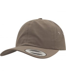 Casquette Incurvée Flexfit Low Profile Water Repellent Gris