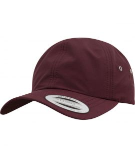 Casquette Incurvée Flexfit Low Profile Water Repellent Marron