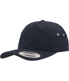 Casquette Incurvée Flexfit Low Profile Water Repellent Bleu marine