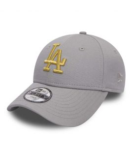 Casquette Adolescent New Era Los Angeles Dodgers Gris Child 9Forty
