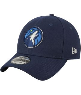 Casquette New Era 940 Minnesota Timberwolves The League 9Forty Bleu NFL