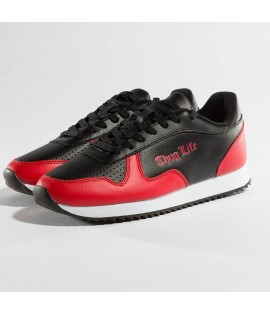 Chaussures Thug Life / Sneakers 187 Rouge