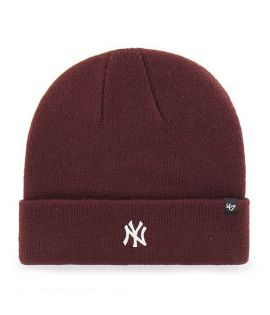 Bonnet 47 Brand New York Yankees Bordeaux