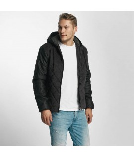 Veste Hiver Just Rhyse / Quilted Gris