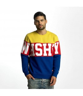 Sweatshirt Who Shot Ya? / Jumper Monticello Jaune