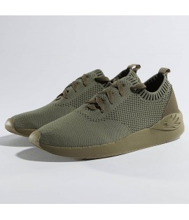 Chaussures Dangerous DNGRS / Sneakers Justus Olive