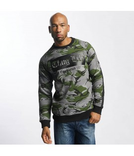 Sweat Thug Life Jumper Camouflage