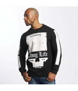 Sweat Thug Life Jumper Blind Noir