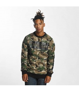 Sweat Thug Life Jumper THGLFE Camouflage