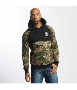 Sweat Thug Life Hoody Cloud Camouflage