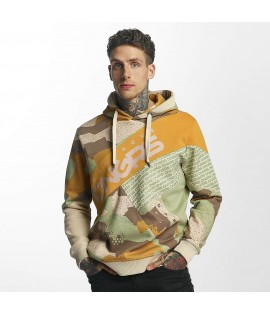 Sweat Capuche Dangerous DNGRS Hoody TOWER Camouflage Beige