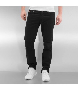 Jean Rocawear Straight Fit Quilted Noir
