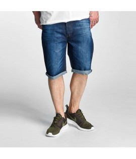 Short Denim Rocawear Relax Fit Bleu