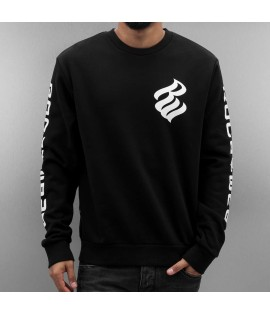 Sweat Rocawear RW Molleton Crewneck Noir