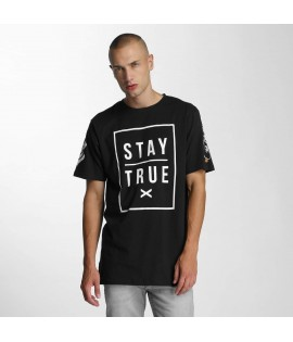 T-shirt Rocawear Stay True Noir