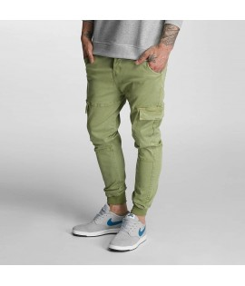 Pantalon Cargo Rocawear Jogger Fit Olive