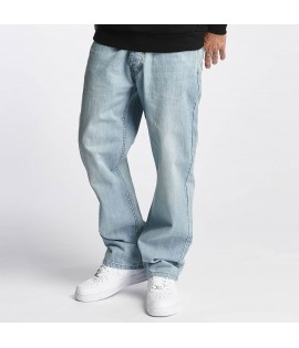 Jean Rocawear Loose Fit R Ice Wash Bleu Clair