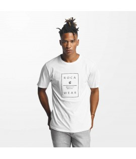 T-shirt Rocawear Group Blanc