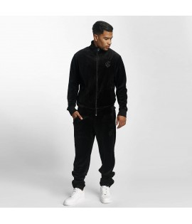 Survet Rocawear Suit Retro Basic Velours Noir