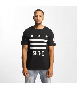 T-shirt Rocawear Brooklyn Noir